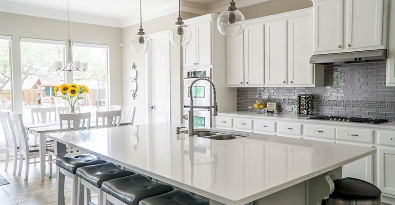 Dise os de cocinas modernas para apartamentos en for Cocinas modernas para apartamentos